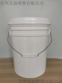 供应20L 5.28gal美式桶   塑料桶