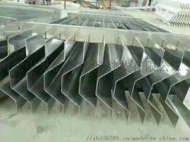环保脱 平板管束屋脊管式除雾器