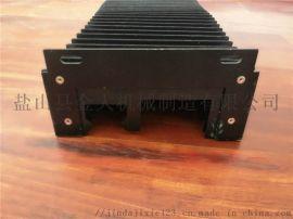 武汉YAG500激光切割机滑道风琴防护罩防阻燃耐磨