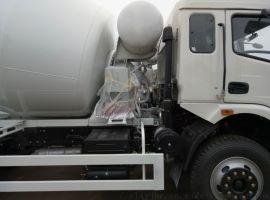 陕汽德龙10方12方搅拌车便宜处理包送车汉中