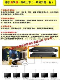 数字IP转模拟电视调制器