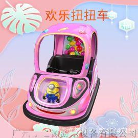 2020年樂之源歡樂扭扭車警車廣場遊樂新款小汽備