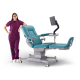 SKE-170A豪华透析床 高档透析椅 电动透析椅