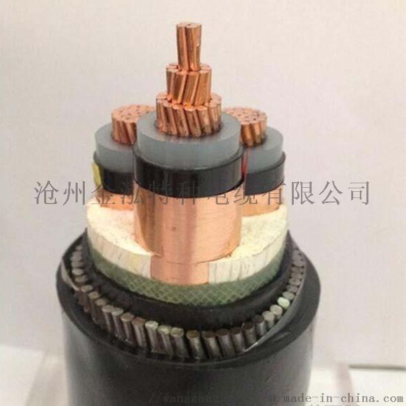 YJLV YJLV22交聯聚乙烯絕緣電力電纜