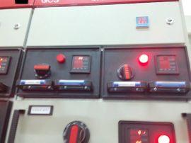 湘湖牌M4W2P-**-1数字电压表线路图