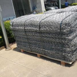 福海厂家供应护坡石笼网 防洪石笼网 雷诺护垫