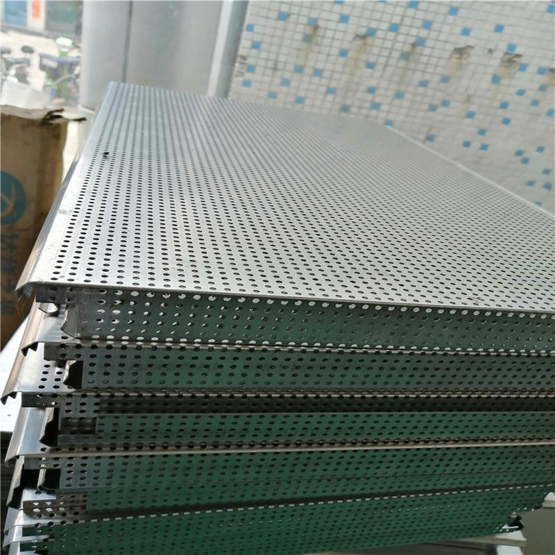 云南石化吊顶铝条扣 丽江加油站防风吊顶铝条扣