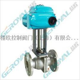 GQ941PPL/H电动高温球阀