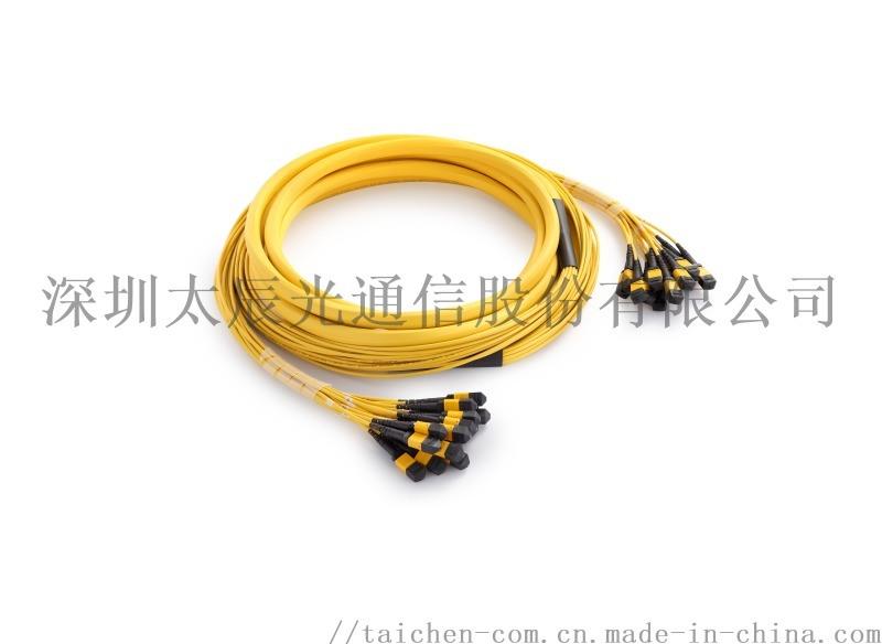 太辰12芯/24芯...MPO/MTP单模光纤跳线