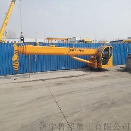 甲板吊机 詹舟30吨船吊配置
