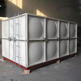 不锈钢水箱玻璃钢人防水箱