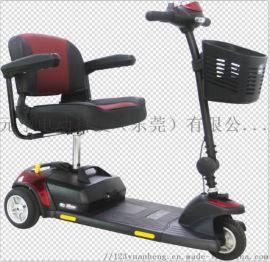元亨电动佛山公园便携式电动四轮代步车