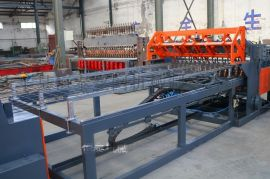 水泥漏粪板内置钢筋网片焊接设备排焊机器