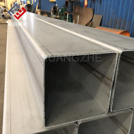 厚壁304不锈钢焊接方管,200X200工业酸洗