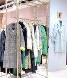 深圳品牌折扣女裝誘貨羊毛外套直播同款貨源