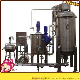 供应POM80水平圆盘硅藻土过滤机