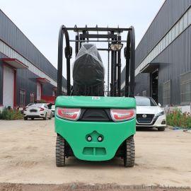 捷克 1吨电动叉车 全自动电瓶液压叉车