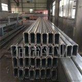 上海热镀锌方管镀锌钢带矩形管
