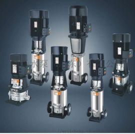 管道循环水泵 冷水泵清水离心泵立式管道循环泵