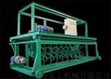 槽式翻堆機,豬糞發酵翻堆機,有機肥翻拋機環保設備