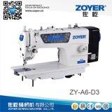 ZY-A6-D3语音按键款平缝机 自动剪线平缝车