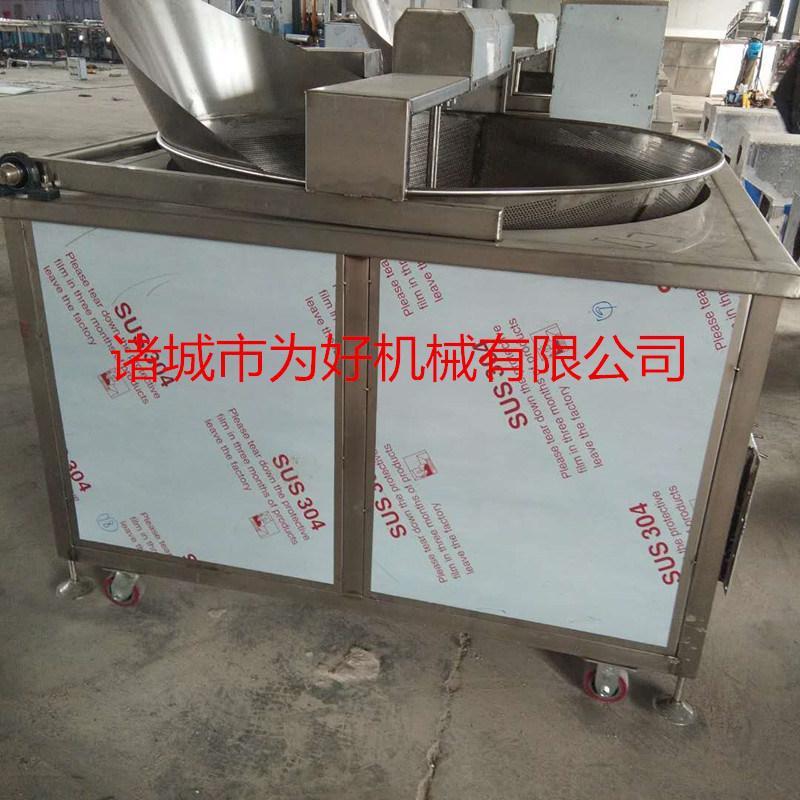 全自动纯油油炸锅  进出料油炸机的保养方法有哪些