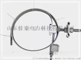 OPGW光缆引下线夹 杆用引下线夹具 多种规格