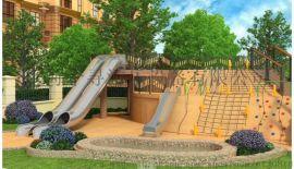 户外儿童游乐设备,不锈钢滑梯