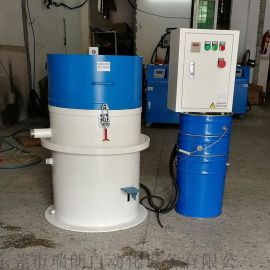 上海铁销脱油机,上海铁销甩油处理系统,铜渣甩油机