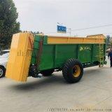农用大型撒肥机 有机肥撒肥机 大田均匀肥料撒肥机