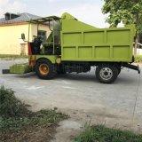 西藏养殖清粪车 4方柴油清粪车 液压自卸式清粪车