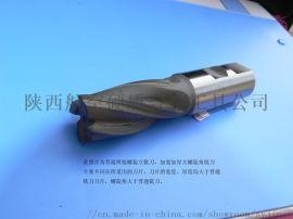 硬质合金螺旋立铣刀