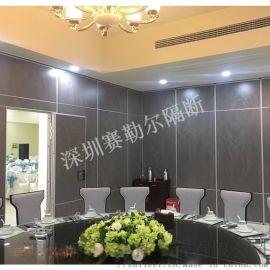 深圳赛勒尔移动隔音屏风、活动隔断墙、隔音墙厂家直销
