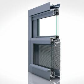 ES83提拉窗興發系統門窗全屋定制