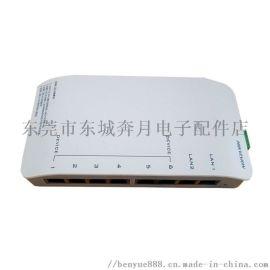 海康威视DS-KAD606-N 6口可视数字解码器