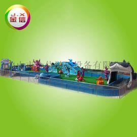 热门水上游乐设备 大型花果山漂流设施