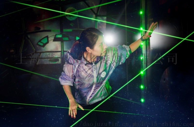 2020最火激光密室出租出售商业互动活动必备神器