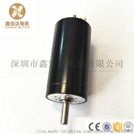 深圳鑫宝达35mm空心杯直流电机,减速电机,大扭矩,长寿命