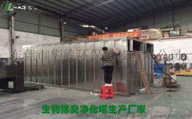 生物降解净化塔 工业废气净化设备生产厂家