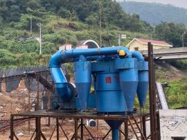 TFTS节能环保型矿砂分级设备