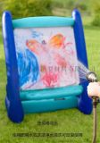 充气绘画板绘图工具儿童充气益智玩具便携可重复清洗