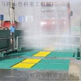 大型运输车辆洗轮机在现在使用的普遍性-自动冲洗