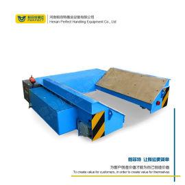 工具5t清洗设备搬运轨道车遥控蓄电池转运车