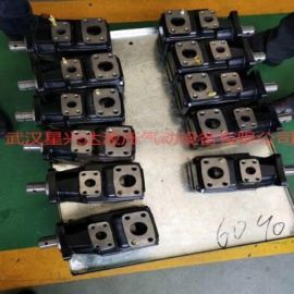低噪音叶片泵20V6A-1C22R