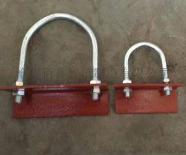 A5基准型双螺栓管夹 佰誉生产