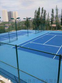 广州丙烯酸网球场篮球场施工建设专业厂家