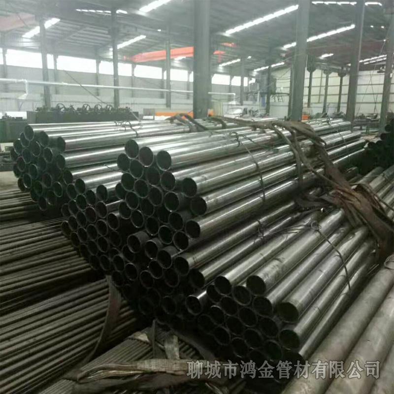 鸿金精密钢管生产厂家定做各种非标精密钢管
