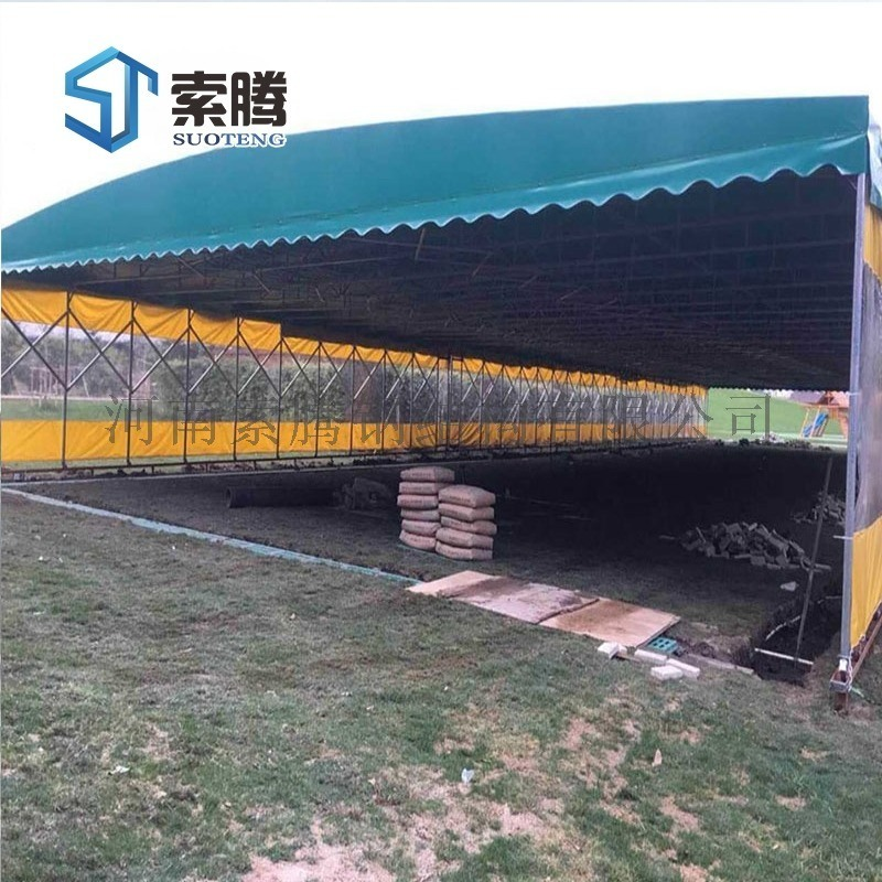 三門峽澠池縣大型活動式帳篷戶外活動停車蓬物流遮陽棚