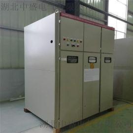 供水取水泵站液态软起动柜 鼠笼式电机水阻柜