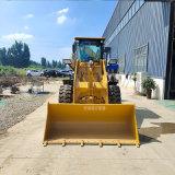 铲挖一体机道路施工用改装两头忙装载机